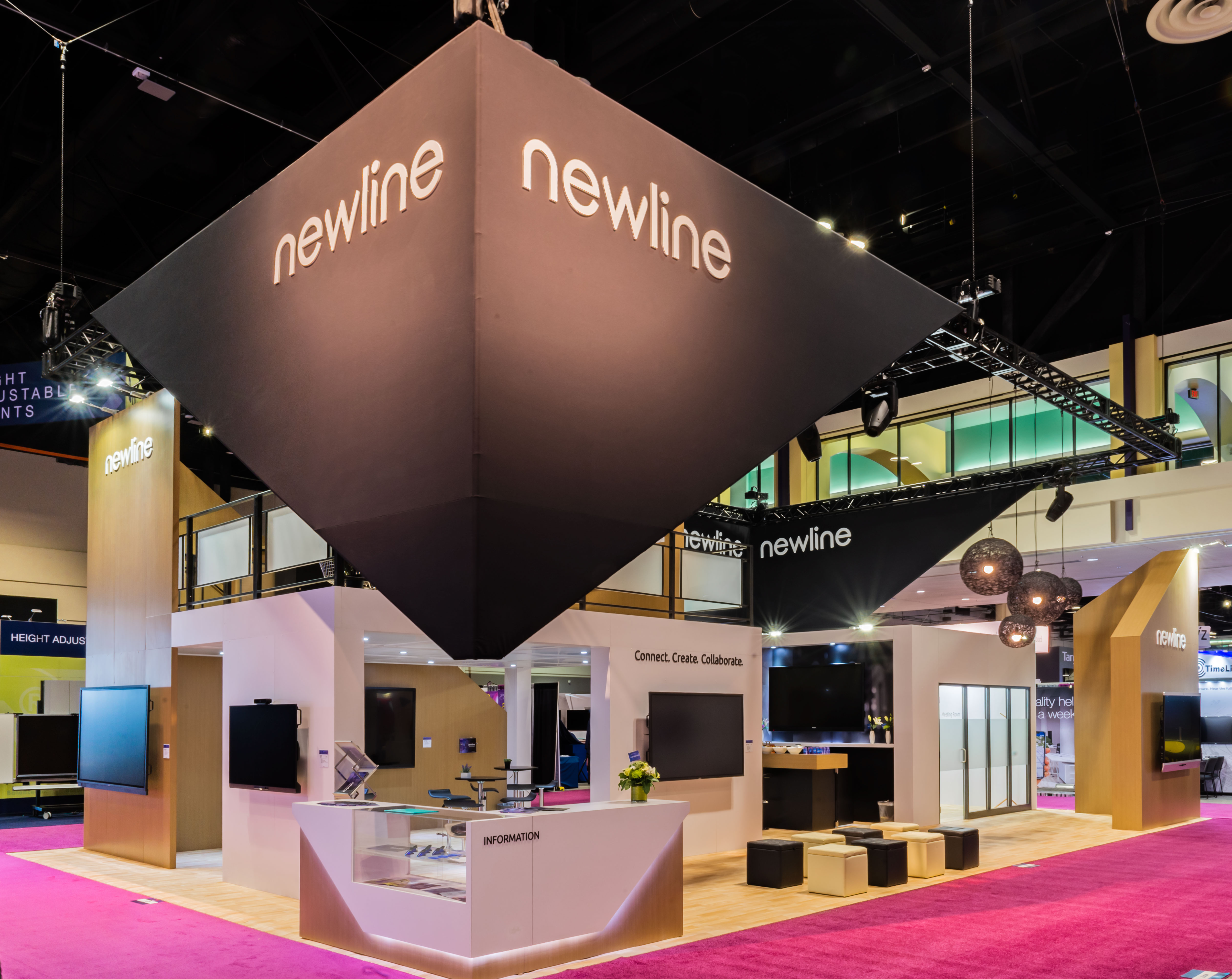 Newline Interactive at Infocomm 2019