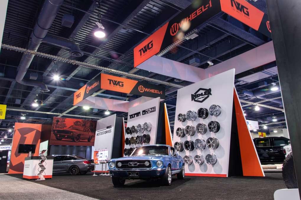 SEMA & AAPEX 2018 - LVCC & Sands Expo, Las Vegas, NV