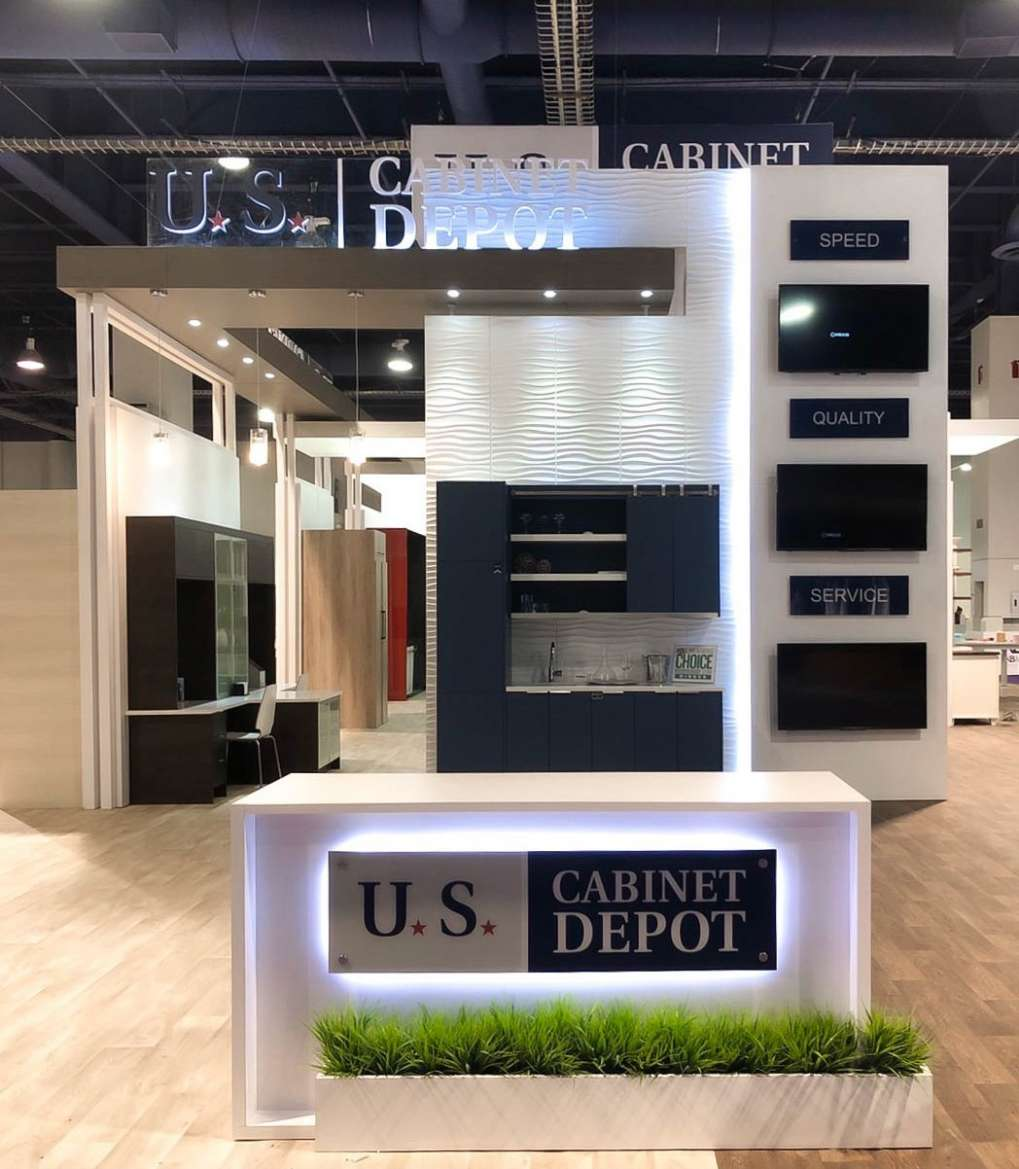 US Cabinet Depot at KBIS 2020