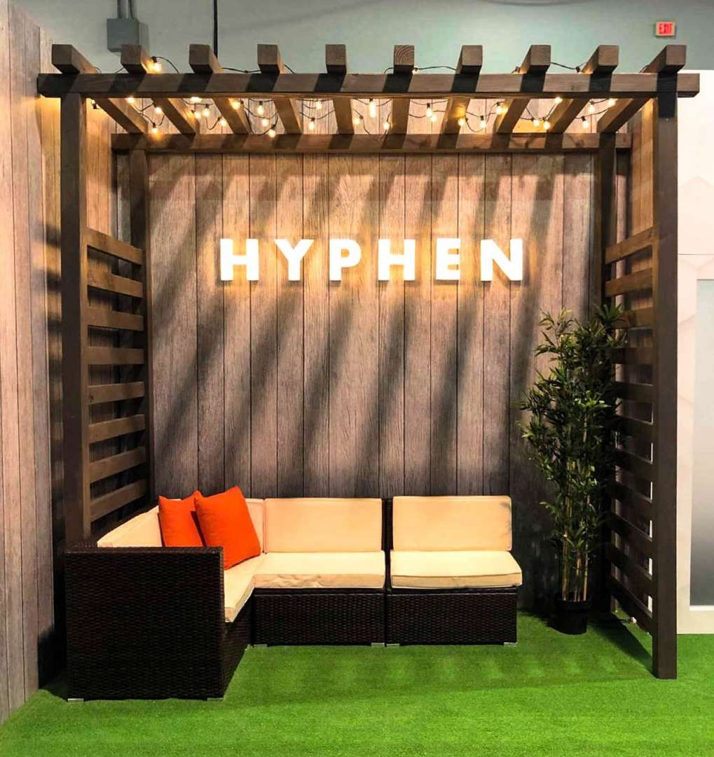 Hyphen Solutions LLC at IBS 2020