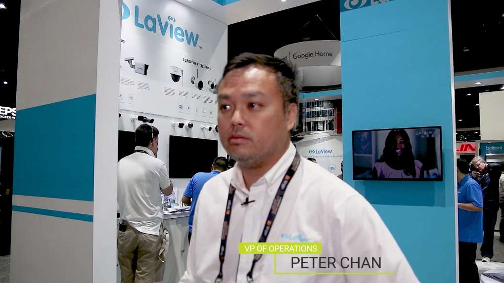 Exhibitor Insight Ep. 14 - LaView Security at CEDIA Expo 2018