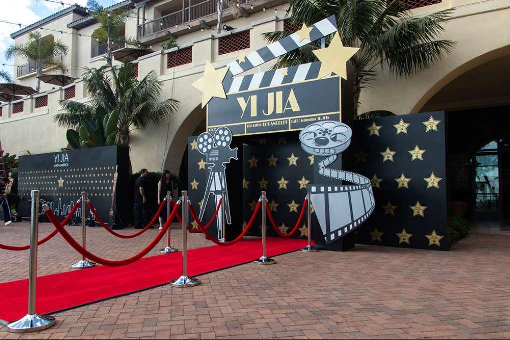 Yi Jia Los Angeles Glory Gala 2018 - Terranea Resort, Palos Verdes, CA