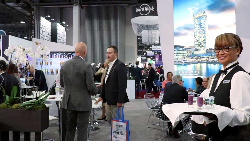 IMEX 2018 - Sands Expo, Las Vegas, NV