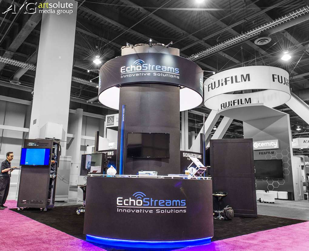 NAB 2014 - Echo Streams