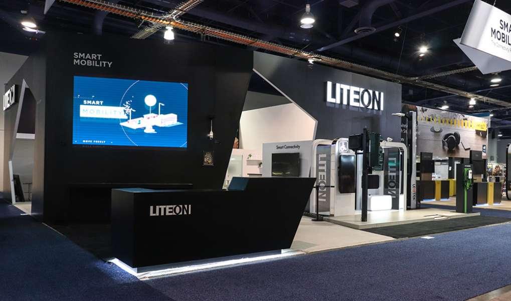 LiteOn at CES 2019