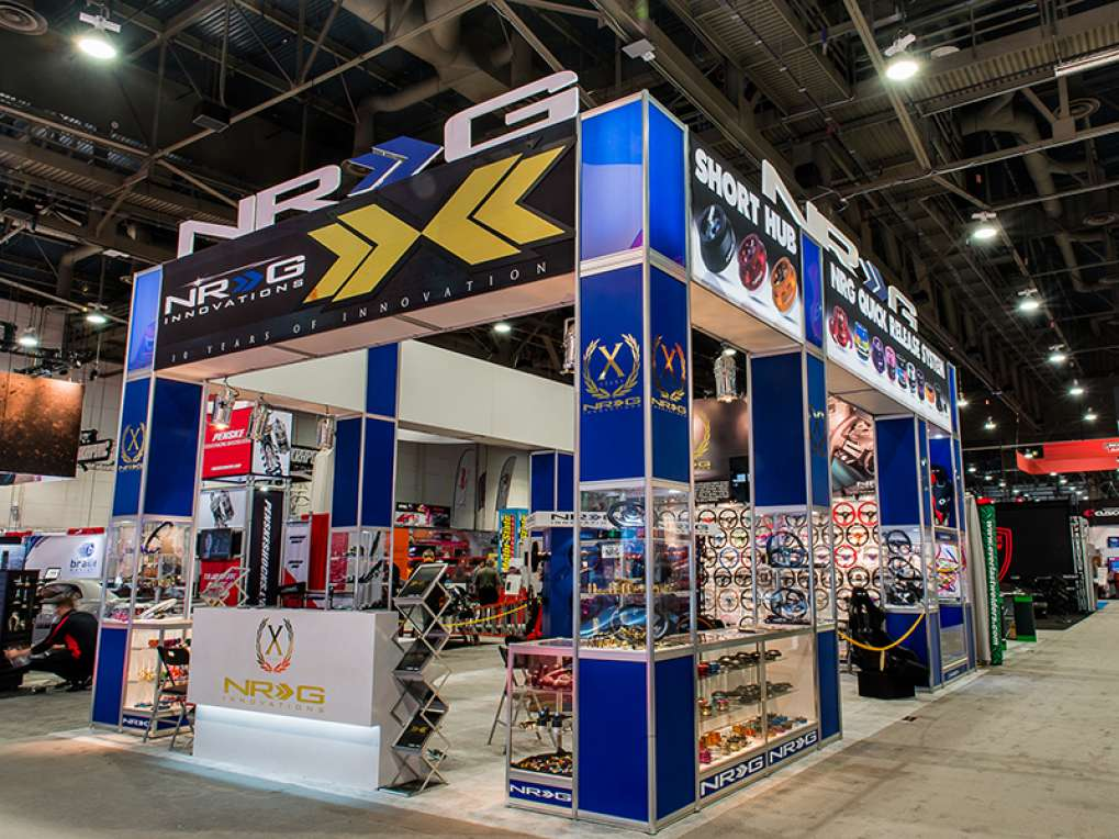 SEMA 2014 - Las Vegas Convention Center