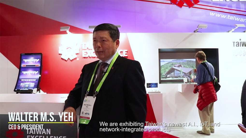 Exhibitor Insight Ep. 10 - Taiwan Excellence at CES 2018