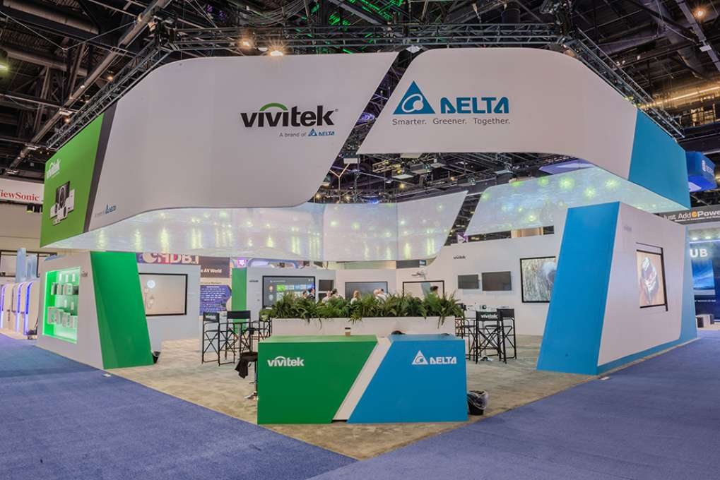 Vivitek Corporation at Infocomm 2019