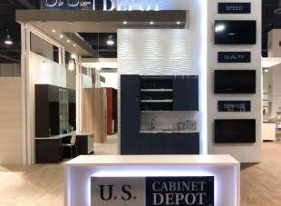US Cabinet Depot at KBIS 2020
