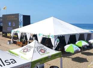 AVP Manhattan Beach Open 2016 - Manhattan Beach