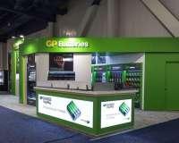 GP Batteries at CES 2019