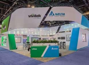 Vivitek Corporation at Infocomm 2019